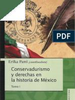 Consevadurismo y derechas en la historia de México