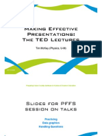 PFFS presentation at IDEA Institute