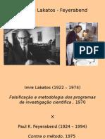 Bases Lakatos Feyerabend