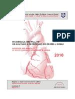 Registar Za Akutni Koronarni Sindrom u Srbiji 2010