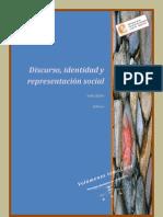 Discurso, identidad y representación social