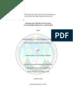sistema de certificación CPA 6 san carlos