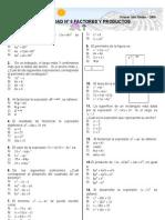 Unidad 6 Factores y Productos