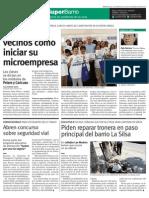 Superbarrio 08 mayo microempresas enseñan petare caricuao