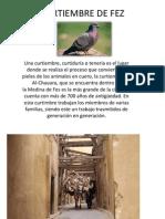 Curtiembre de Fez