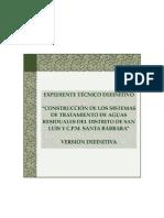 Expediente Definitivo - San Luis