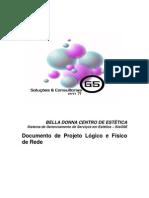 Documento de Projeto Logico e Fisico de Rede