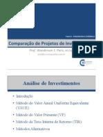 comparaçao de projetos de investimento.pdf