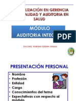 Auditoria Integral 2013 -1