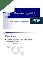 PROJETO DE CONTADORES SÍNCRONOS_FAC_EXERCÍCIOS