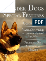 Wonder Dogs Special Features Jordan Taylor