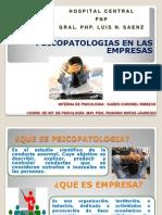 Psicopatologia en La Empresa 2