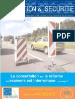 L'information des pédagogues de l'éducation routière en France