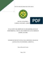 7. Evaluación del diseño de una Biojardinera de flujo subsuperficial para el tratamiento de aguas.pdf