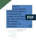 5. Diseño condiciones óptimas residuo de la planta de lodos activados del ITCR.pdf