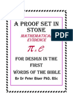 A Proof Set in Stone