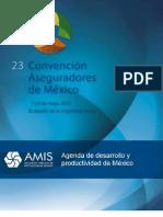 AMIS Panel Agenda de Desarrollo - 8 de Mayo de 2013