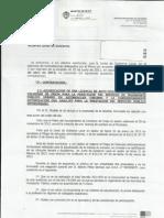 Anulacion Concesion Licencia Colmenar de Oreja