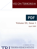 Volume III, Issue 1