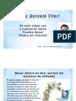 Ganar Dinero on Line Conoce Los Sistemas de Afiliados._pdf
