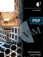 Catalogo de Tubos Estruturais 2012