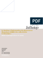 Cabinet Infhotep - Etude SIRH Des Collectivites Territoriales - 2009