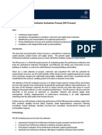 KPI Process Guidance Note
