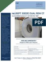 Neusoft 3000D Dual Row CT EQ#6544