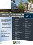Chapter 42 neighborhood protection meetings