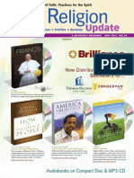 Religion Update II, May 2013