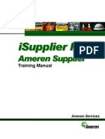 i Supplier Portal Training Manual