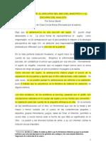 EL ADOLESCENETE, EL DISCURSO DEL AMO Y EL DISCURSO ANALÍTICO