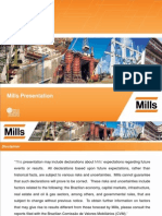 Mills Presentation