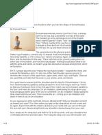 Yoga Journal - Open Seating