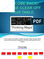 thinking maps assessments and processing