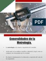 5.- Metrología básica