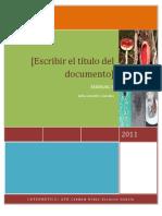 Manual de  Micología