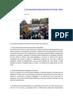 informe cuarta sesin de negociacin pliego peticiones de fecode