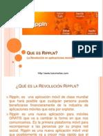 Que es Rippln? La revolucion en aplicaciones moviles