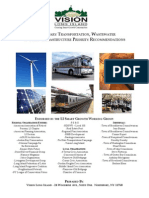 Vision Long Island Infrastructure List