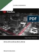 Compresor Chicago Neumatic.pdf