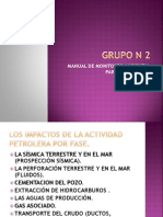 Taller 4 Grupo N 2 Manual de Monitoreo de Industria Petrolera