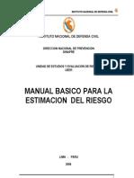 Manual Estimacion de Riesgos[1]