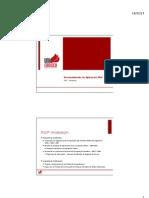 Desenvolvimento de Aplicacoes Web ME2