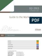 JPMorgan Guide to Market Q1 2013
