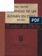 Treutler, Paul - Andanzas de un alemán en Chile