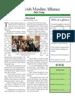 JMA newsletter