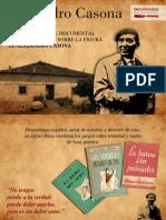 Dossier Alejandro Casona