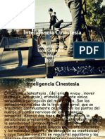 Inteligencia Cinestesia