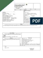 Modelo proposta Intervenção APB
